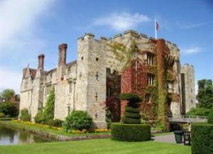 Hever Castle Tour